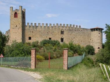 Carpaneto (Pc)-Castello di Magnano